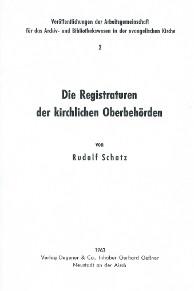 Schatz 1963: Titel